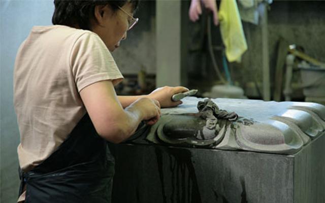 小松石の歴史